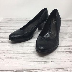 b.o.c. Black Pumps Heels, Size 10
